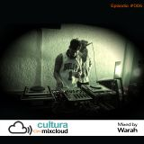 Cultura on MixCloud - Mixed by Warah