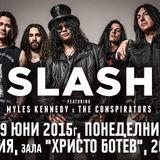 Slash, Myles Kennedy & The Conspirators  in Bulgaria - 29.06.2015