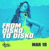 Diskobaby - From Disko To Disko | Mar 2019