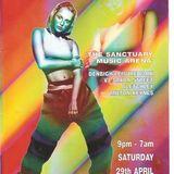Grooverider & Stevie Hyper D - Desire at Sanctuary 1995