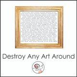 Zpiral Live - Destroy Any Art Around