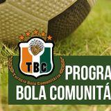 Programa Bola Comunitária #001 - Especial com Tinga e MV Bill