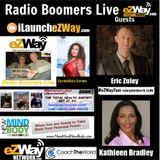Radio Boomers live episode 300 Feat. Eric Zuley, Kathleen Bradley