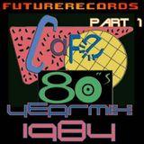 Cafe 80s Yearmix 1984 Part 1