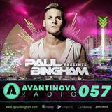 #57 PAUL BINGHAM - AVANTINOVA RADIO