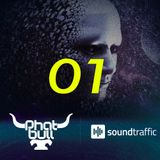 Phatbull Podcast 001 (2sher & Nueva) - Powered by Soundtraffic