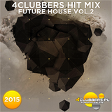 4Clubbers Hit Mix Future House vol.2 (2015) CD2