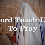 Lord Teach us to Pray:  Illustrated Prayer Time - Audio