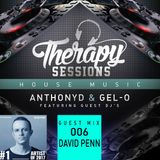 Therapy Sessions  Episode 6  Guest Mix  W/ (DAVID PENN)