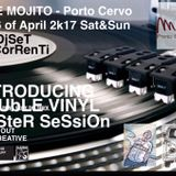 cafeMojito vinyl session max correnti plays in easter time from house to funky