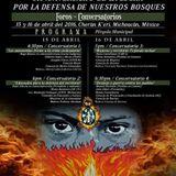 """Cherán 5to Aniversario - Conversatorio 4 """"Despojo y guerra contra los pueblos"""""""