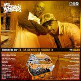 DJ MODESTY - THE REAL HIP HOP SHOW N°342 (Hosted by EL DA SENSEI & SADAT X)