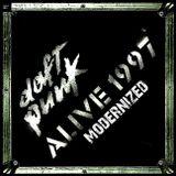 Daft Punk -  Alive 1997 (2015 Modernized Mix)