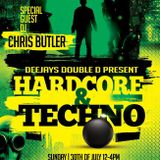Chris Butler EXCLUSIVE Double D guest mix live on Pure 107 Sunday 30th July 2017