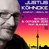 Le Belgica 06-OCT-2012 part 03 Justus Kohncke vs Dizzy Jee