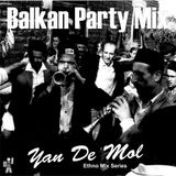 Yan De Mol - Balkan Party Mix