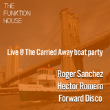 Roger Sanchez, Hector Romero, and Forward Disco Live on The Circle line for Carried Away - 9-21-2016