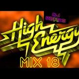 HIGH ENERGY MIX 18