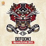Dolphin @ Defqon.1 2014 Silver (Saturday)