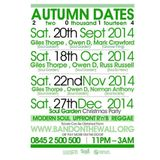 Giles Thorpe Soul Garden Mix Autumn 2014