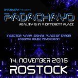 ROUDY @ PADACHAYO 2015 [3h DJ-Set / Zuckerfabrik Rostock]