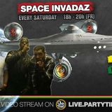 Space Invadaz Radio Chapitre 2 Ep.43 (23-06-2018) Guest Ms Tempz (u.k) + Forward in the Streets
