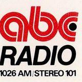 ABC Radio; TONY MORELL: September 30, 1986