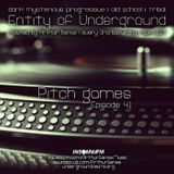 Arthur Sense - Entity of Underground #041: Pitch Games [January 2015] on Insomniafm.com