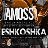 Eshkoshka // Connection Ft. Amoss April 2018 // Promo Mix // (4 Decks)