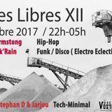 Platines Libres XII - @ Gravière - Geneva / Littlehouse-BPM w/ Nk Home Grown Funk