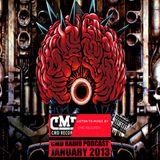 CMD Radio Podcast January 2013
