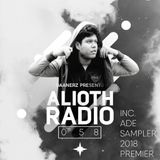 Alioth Radio Episode 58 (Inc. ADE 2018 Premier)