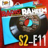 Radio Raheem S2-E11 Radiography #4 Summer Madness (23 Novembre 2017)