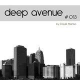 David Manso - Deep Avenue #013