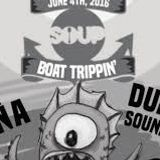 Dubtribe Sound System - Live @ Soup presents Boat Trippin (Circle Line Cruises, NY) - 04.JUN.2016