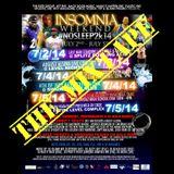 Insomnia Weekend Mixtape by Black Haze & Jazzy Jeff
