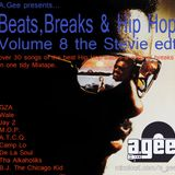 BEATS, BREAKS AND HIP HOP - Volume 8 - The Stevie Wonder edt