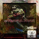 #DJHCCUNT @ D.G.Radio - MECHANICAL JUNKY!!!LIVE PODCAST!