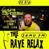 The Rave Relax Show Friday 22nd Feb 2019 - Notion Motion Monthly Mix #4 - Wayne McAndrew