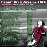 DJ Zeyhan - Pakobeatz - Tim o.S. -Freaky Kegel-session 2014
