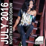 Melanie Morena Nightwax July Mix 2016