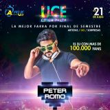 UCE COLOR PARTY 2017 LIVE Feat Alejandro Starman