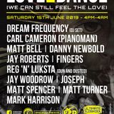 Love2Dance Event - Carl Cameron with JFMC live Recording from the night (with MC)