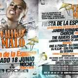 Dj Palomera In Session @ La Diosa Dance Club Zgz (18-06-2011)