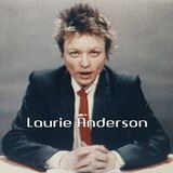 Laurie Anderson - by Babis Argyriou