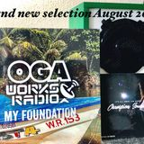 OGAWORKS RADIO Brand new selection August  2018