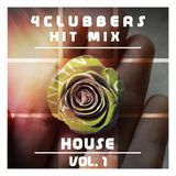 4Clubbers Hit Mix House vol. 1 - CD2 (2014)