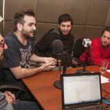 Mesa de productores en Prueba de Sonido