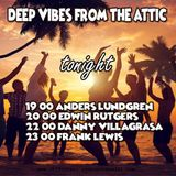 Deep Vibes from the Attic 19 juli 2017,Danny Villagrasa
