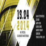 Gary Beck liveset @ Awakenings Festival - UK Special (Gashouder Amsterdam) (19.04.14)
